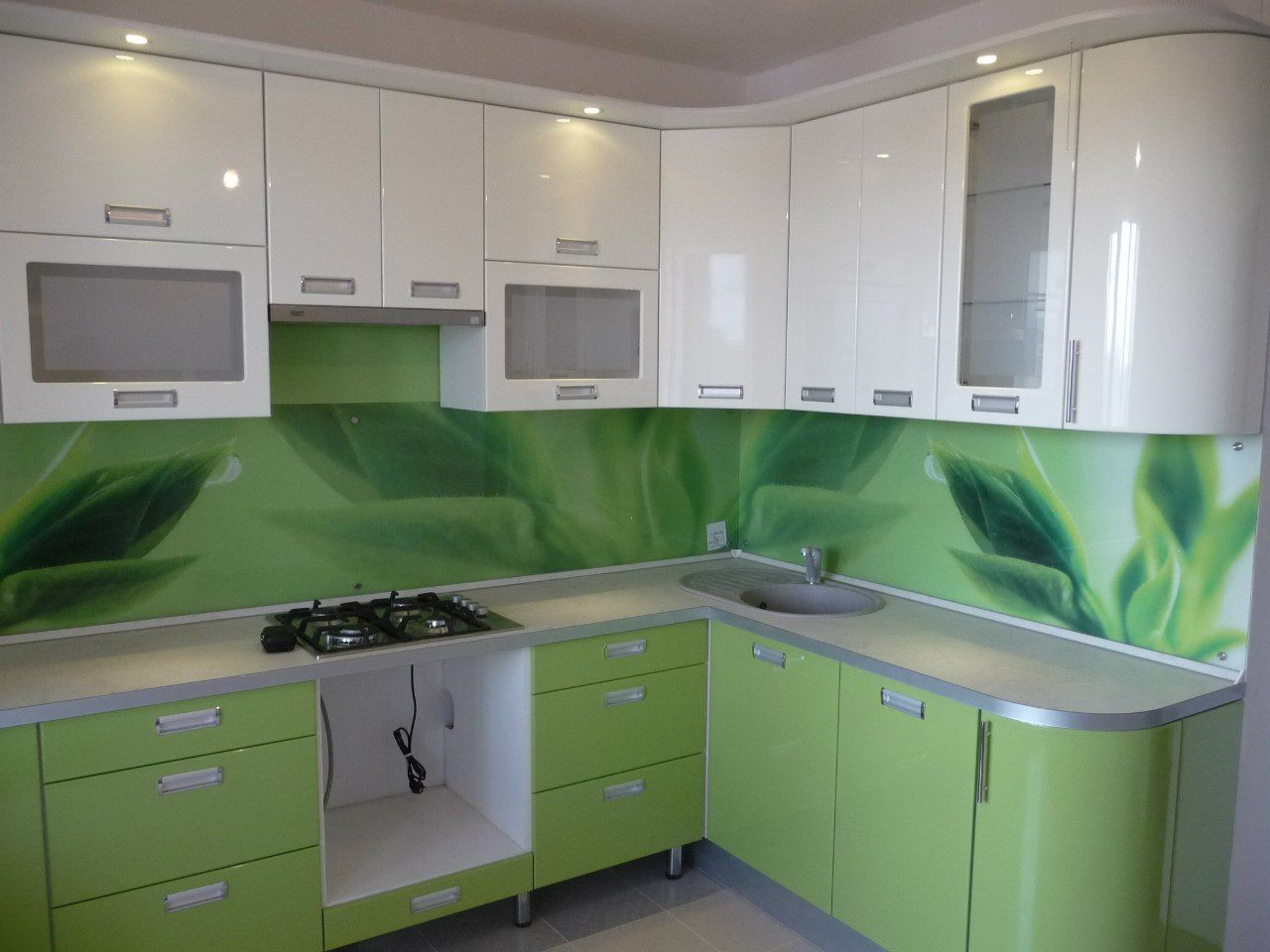 Дизайн кухни недорого фото